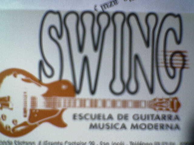 Swing Escuela de música Música y Canto