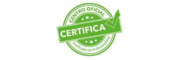 Centros de Formación Certifica Certificados de Profesionalidad