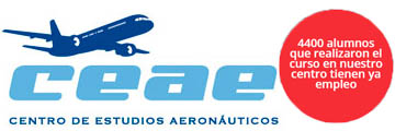Curso Auxiliar de Vuelo CEAE - PAL Tripulantes de cabina de pasajeros